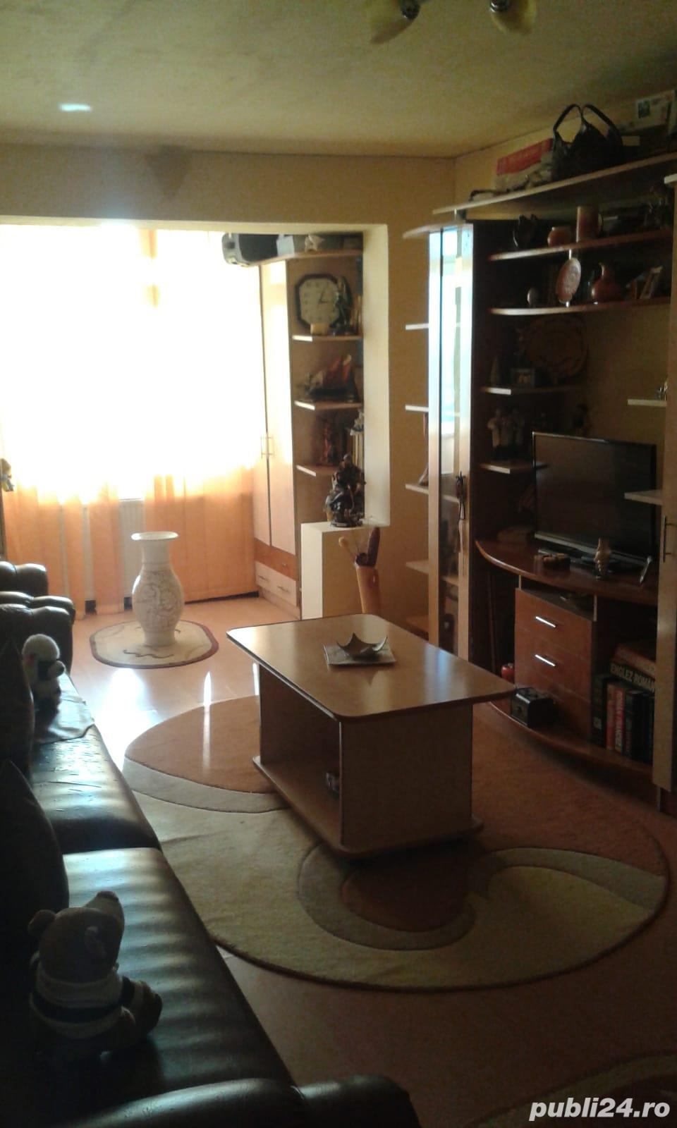 Vând apartament 2 camere, 57m2, ultracentral, mobilat, Slatina, Olt