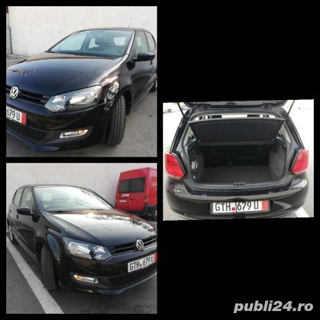 Vw Polo 2010 facelift