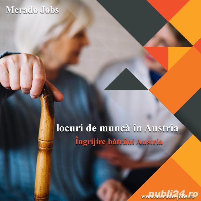 Îngrijire bătrâni Austria