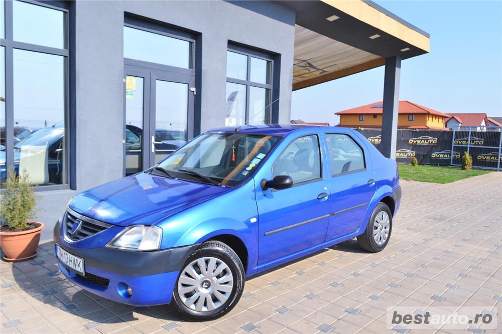 Dacia Logan an:2006=avans 0 % rate fixe=aprobarea creditului in 2 ore=autohaus vindem si in rate