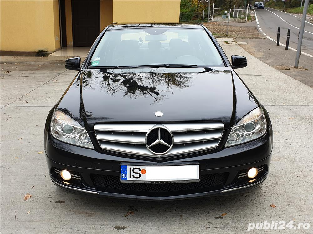 Mercedes - Benz C200 Avangarde fab.2010 Recent inmatriculat RO.