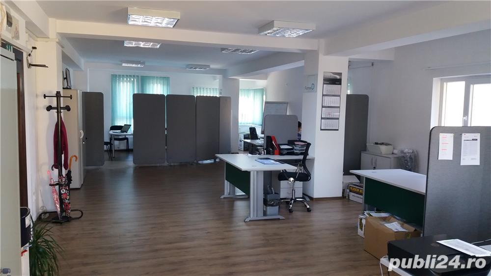 Birou mare central 100 mp cladire birouri et 2 cu lift