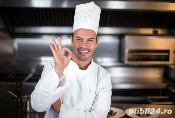 ANGLIA, SCOTIA, TARA GALILOR - Bucatari: Commis, CDP, Sous Chef. Fara comisioane.