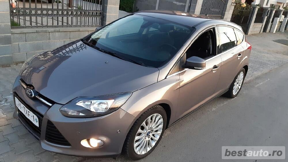 Ford/focus titanium x full benzina euro 5 !!!