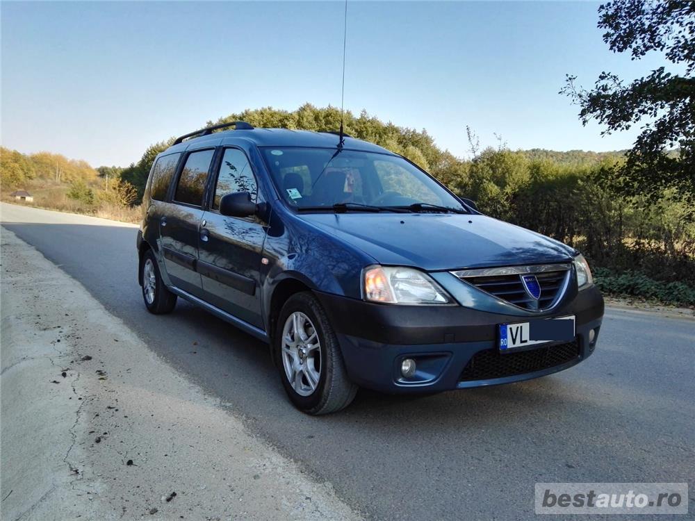 Dacia Logan mcv, GPL 1.6 16v