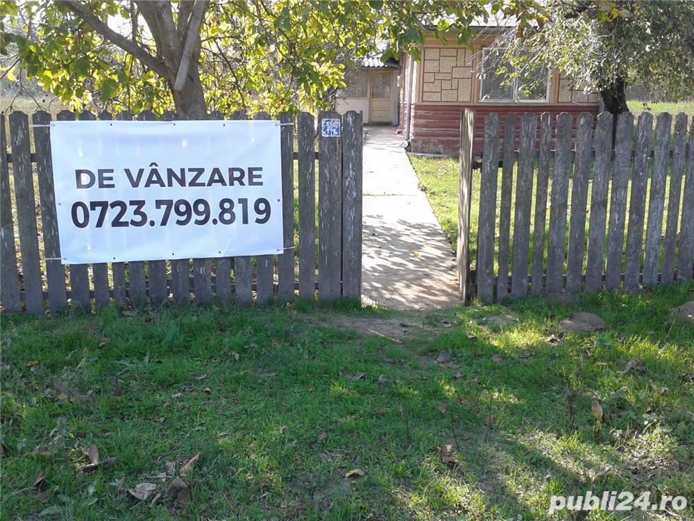 COMISION O, Casa 4 camere, Sat Progresu, Com. Facaeni, IL, 7 Km distanta de Bratul Borcea( Dunare )