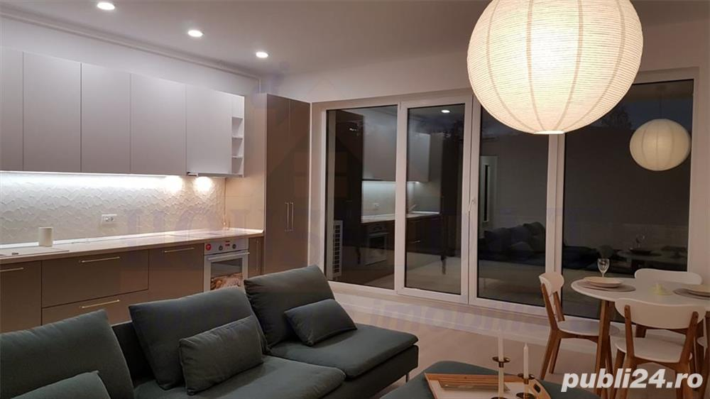 Prima Inchiriere apartament 3 camere Laguna Rezidence, mobilat-utilat lux