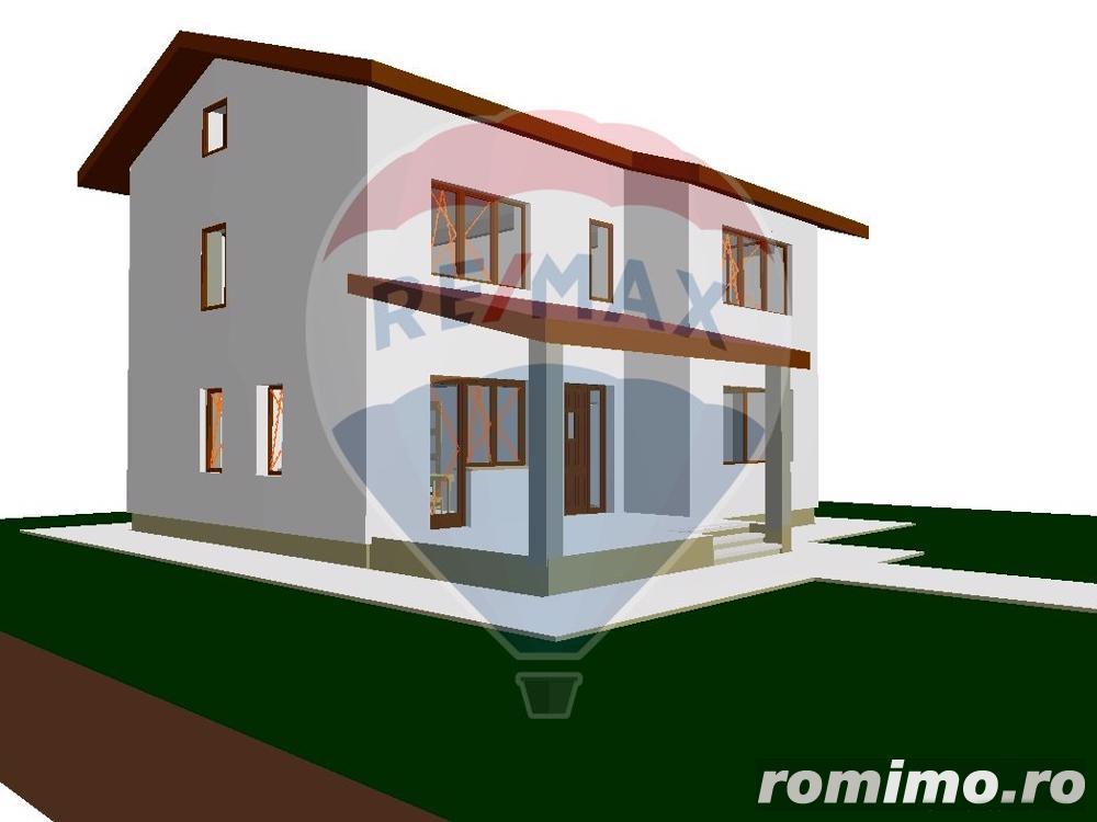 Vila 6 camere Bucuresti Nord - 0 comision
