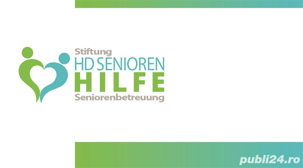 Angajam personal ingrijire varstnici in Germania