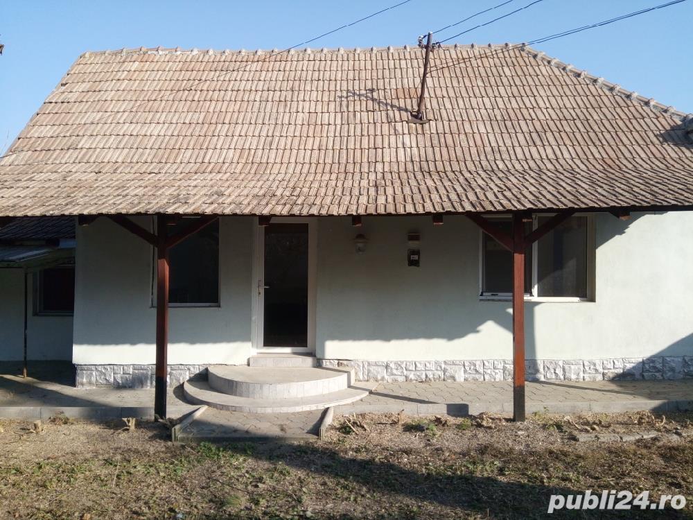Vând casă + teren Ciugud
