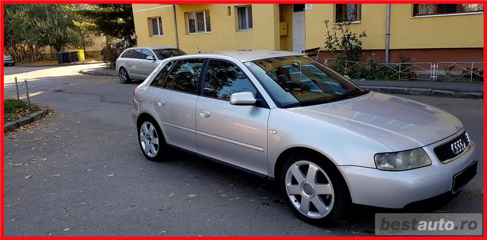 Audi a3 1.8i 125cp s line