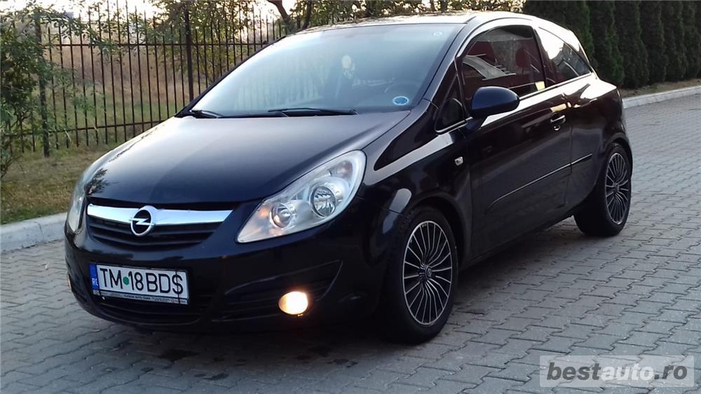 Opel Corsa D 1.2 Benzina 80Cp.Euro4.Klima.2007