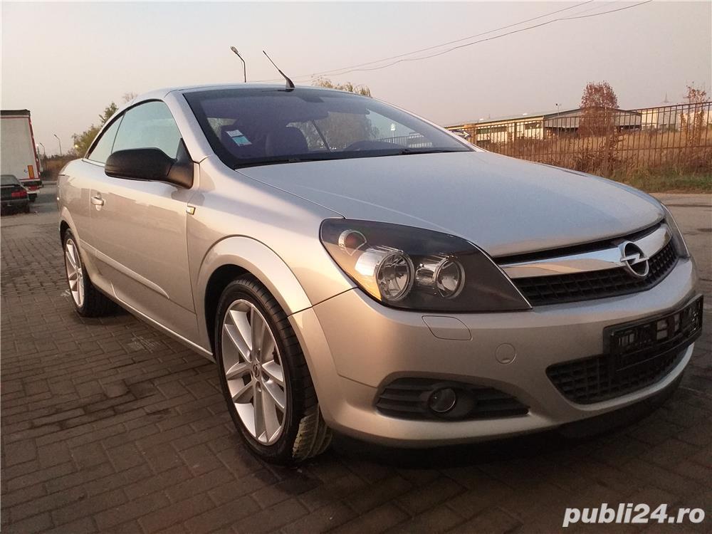 Opel Astra Twintop ,, Schimb Dacia Logan combi,,