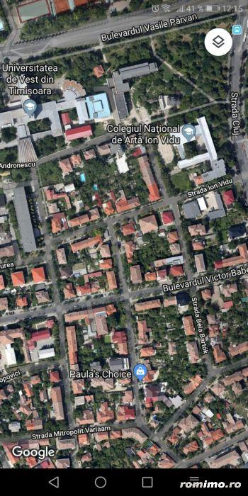 AF052 Apartament in vila, maxima calitate, zona Elisabetin