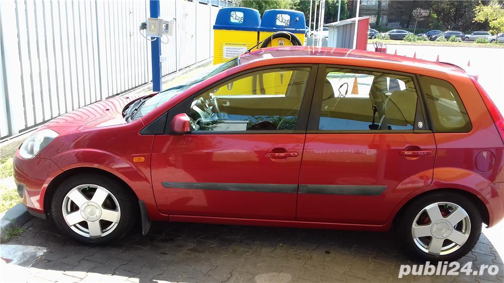 Ford Fiesta din 2007 echipare GHIA, 1.4 TDCI