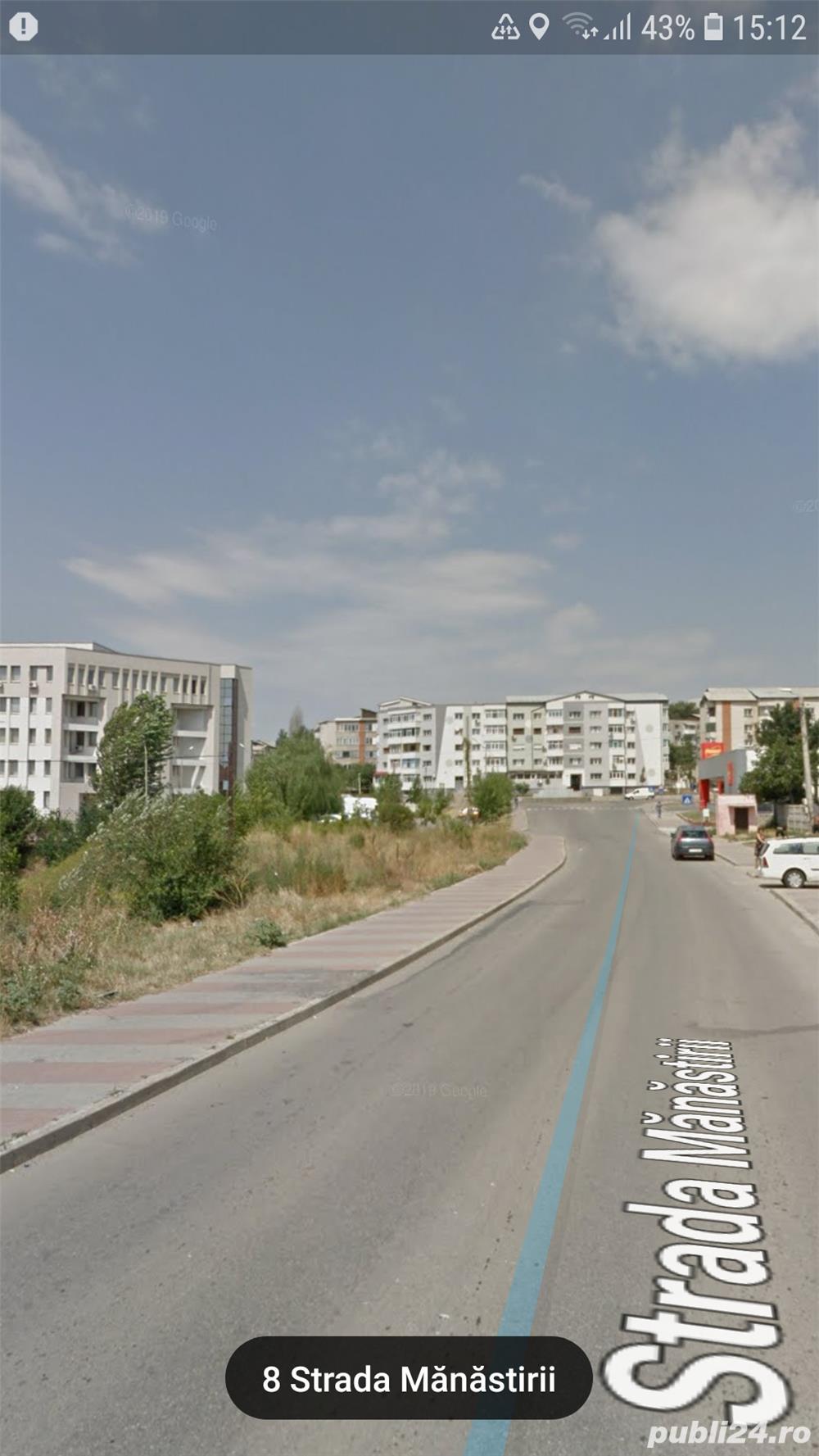 Inchiriez teren in zona ultracentrala Slatina / Olt
