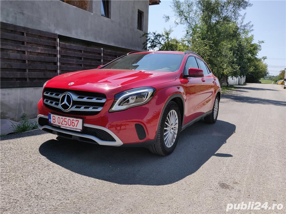 Mercedes-benz Clasa GLA 180