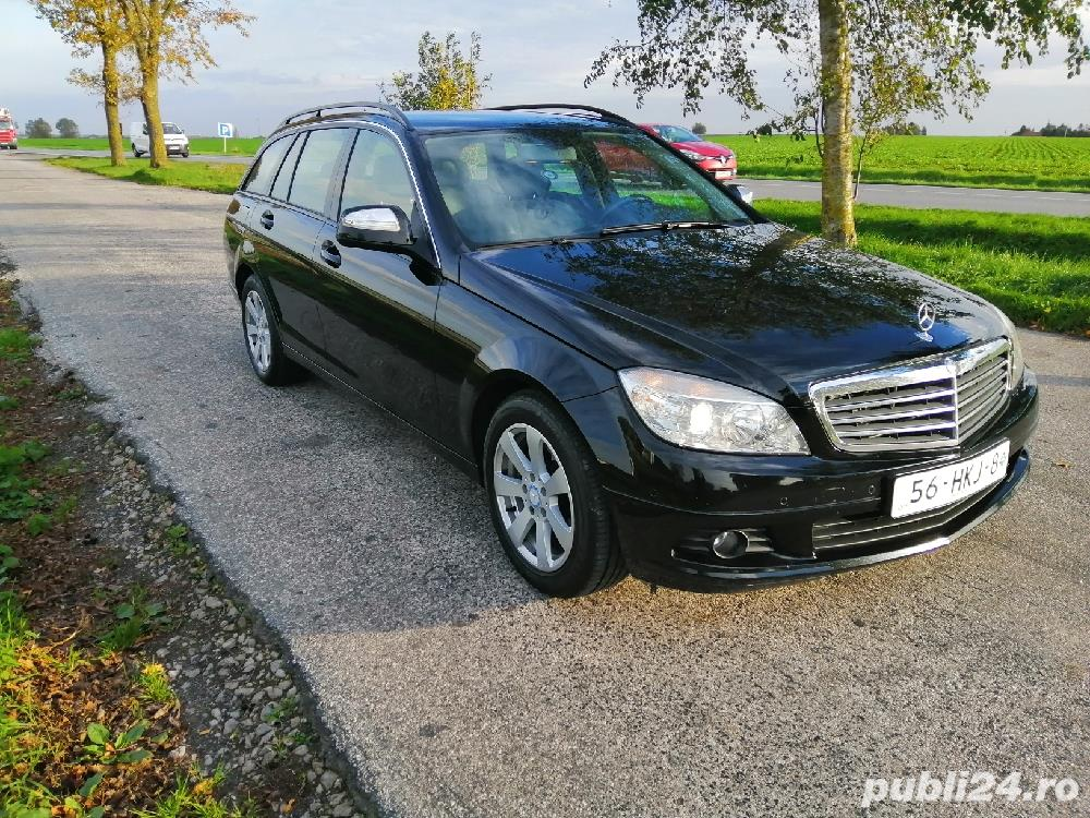 Mercedes-benz c220 cdi - 170cp