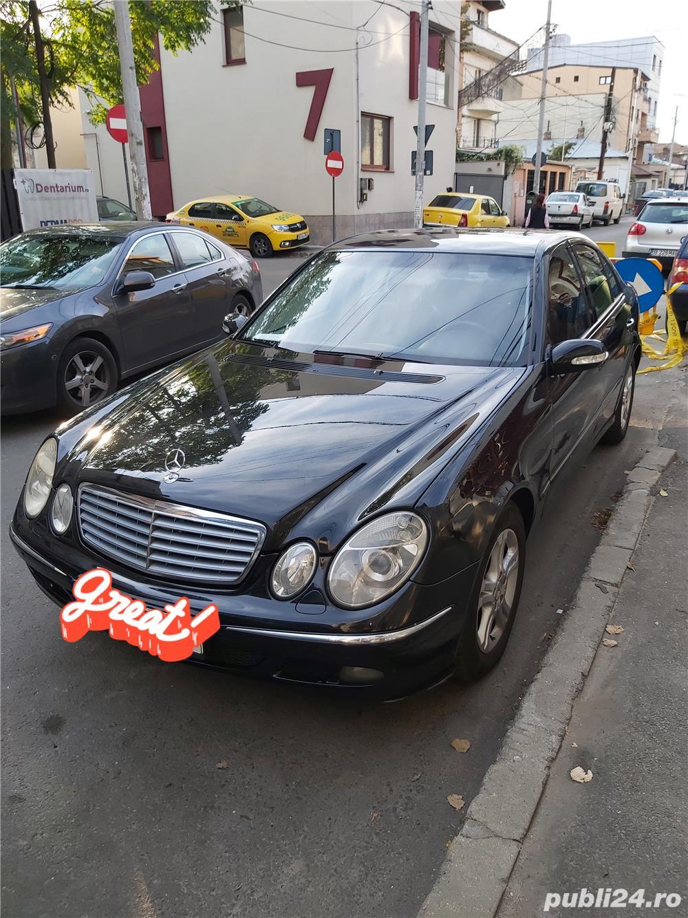 Mercedes-benz Clasa E E 320
