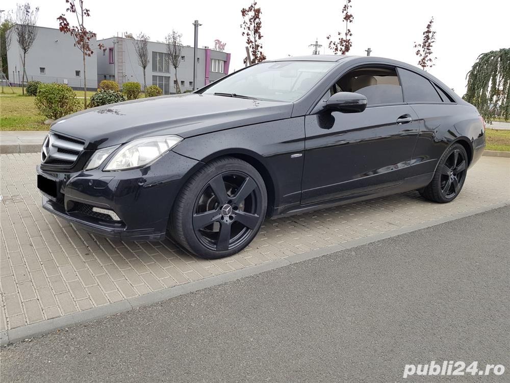Mercedes E350 3.5 Benzina 300 Cp 2010 Coupe