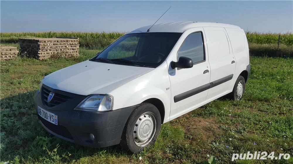 Dacia MCV Franta nerulata in tara  Leasing/Credit buletin/Cash