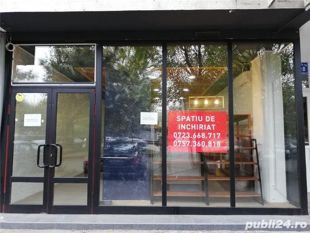 SPATIU DE INCHIRIAT 70mp Mihai Bravu 292 Sector 3 2.550 Euro/luna