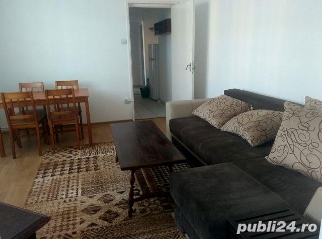 Apartament 3 camere mobilat si utilat complet zona |Hipodrom
