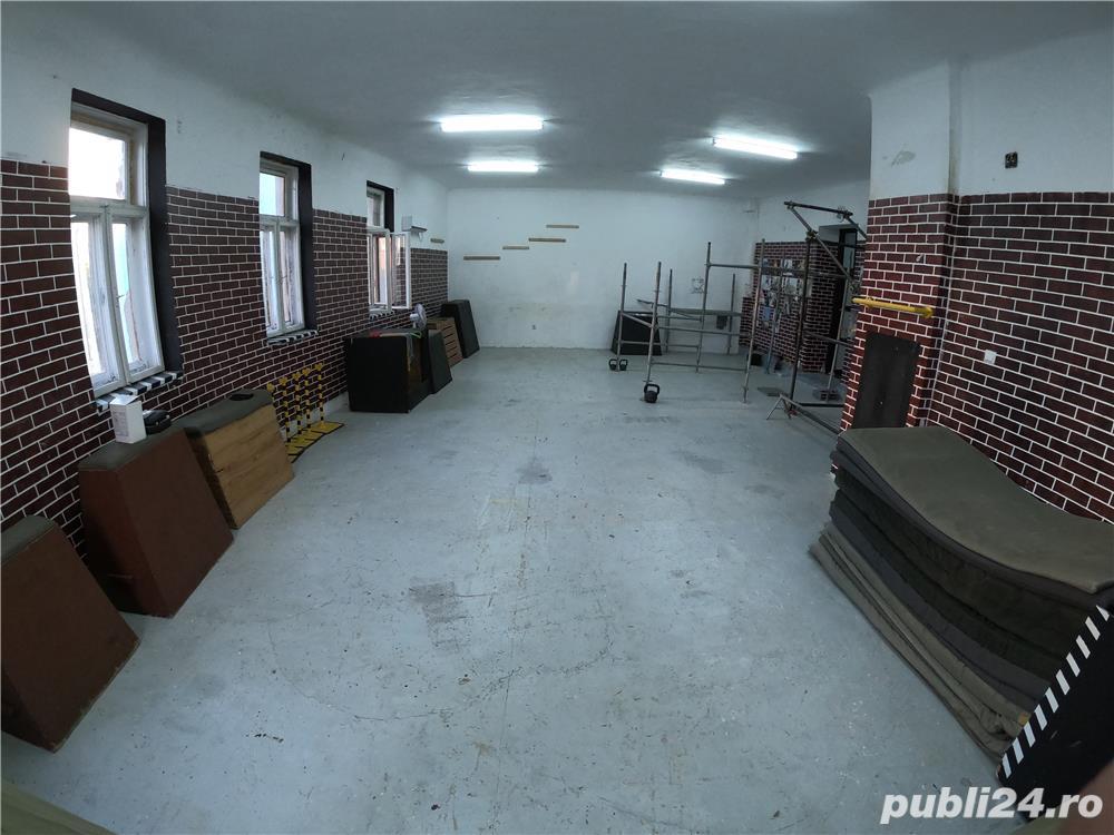 Inchiriez sala sport pentru cursuri si antrenamente