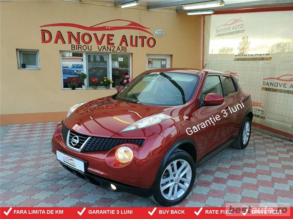 Nissan Juke,GARANTIE 3 LUNI,BUY-BACK,RATE FIXE,motor 1500 Cdi,110 Cp,Euro 5.