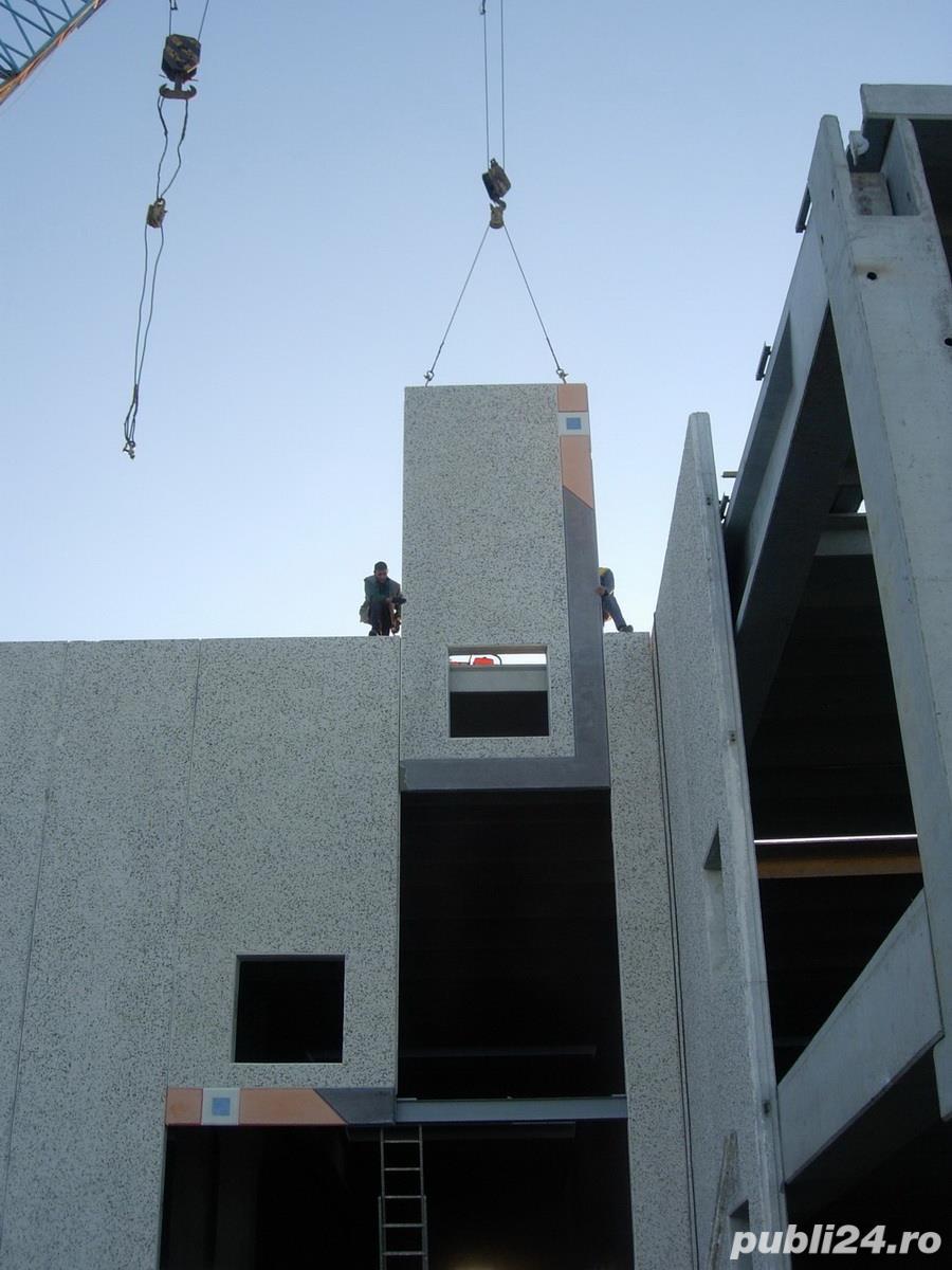 Urgent muncitori pentru prefabricate din beton