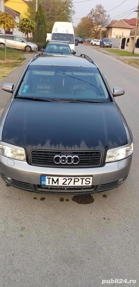 Audi a4 2.5 TDI s line 2002