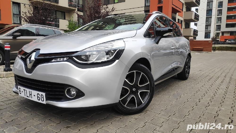Renault Clio1. 5 dci/eco/2014/navi/euro 5/jante