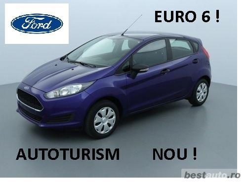 Ford Fiesta EURO 6 /04/2017, 42.000 km REALI, NOUUUAA