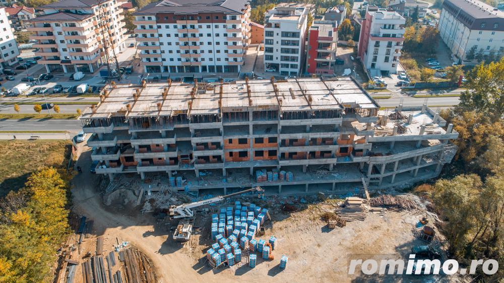 Apartament NOU 2 Camere   Vedere Bulevard   Finisat   2020