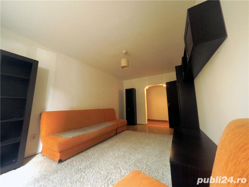 Inchiriez apartamet 2 cam. zona Grivitei, mobilat si complet utilat.