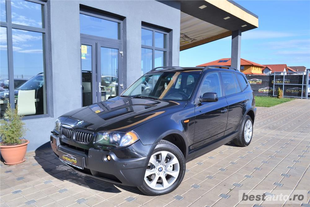 Bmw x3 an:2006=avans 0 % rate fixe=aprobarea creditului in 2 ore=autohaus vindem si in rate