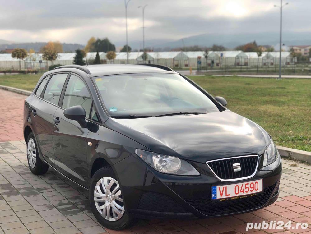 Seat Ibiza Euro 5 benzina (variante 4x4 sau ktm).