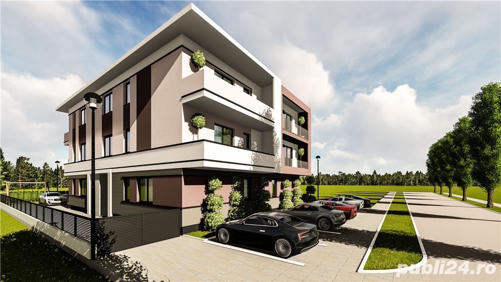 Teren cu proiect si Autorizatie de constructie pentru 12 apartamente