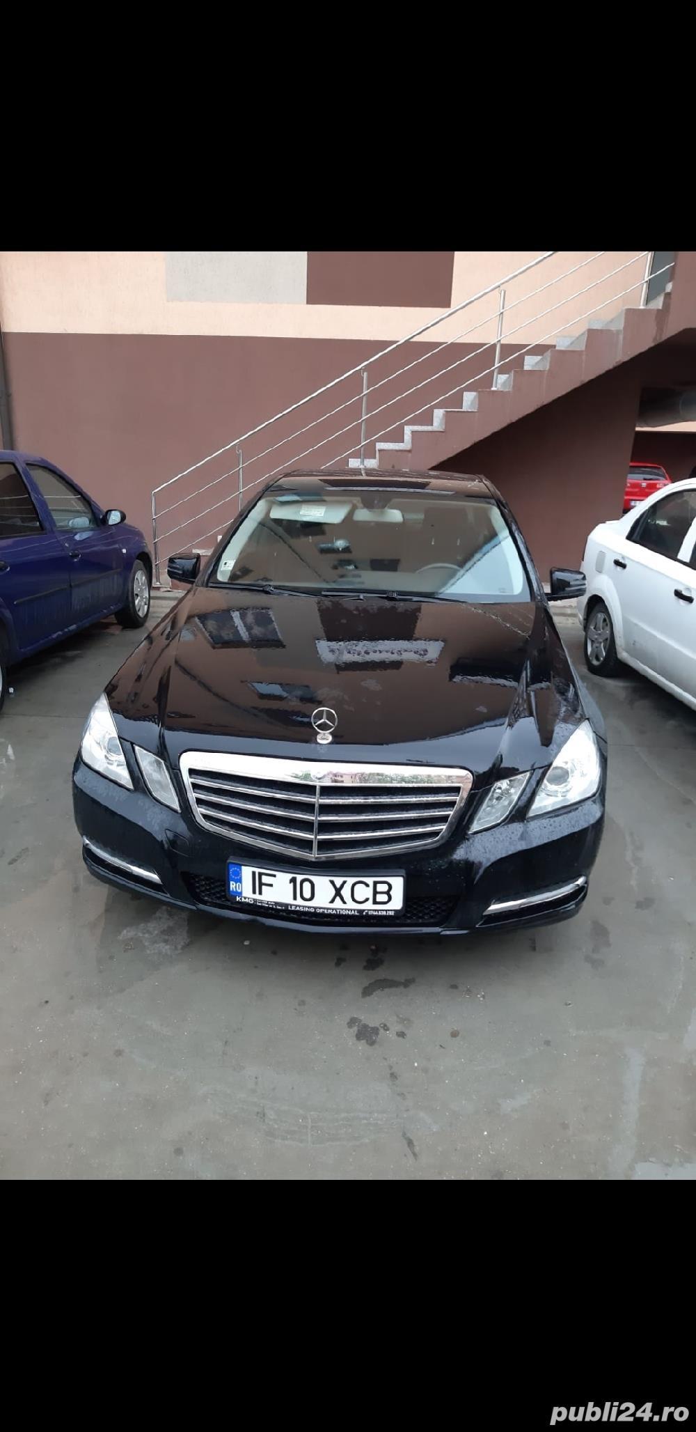 Vand Mercedes E200 CDI