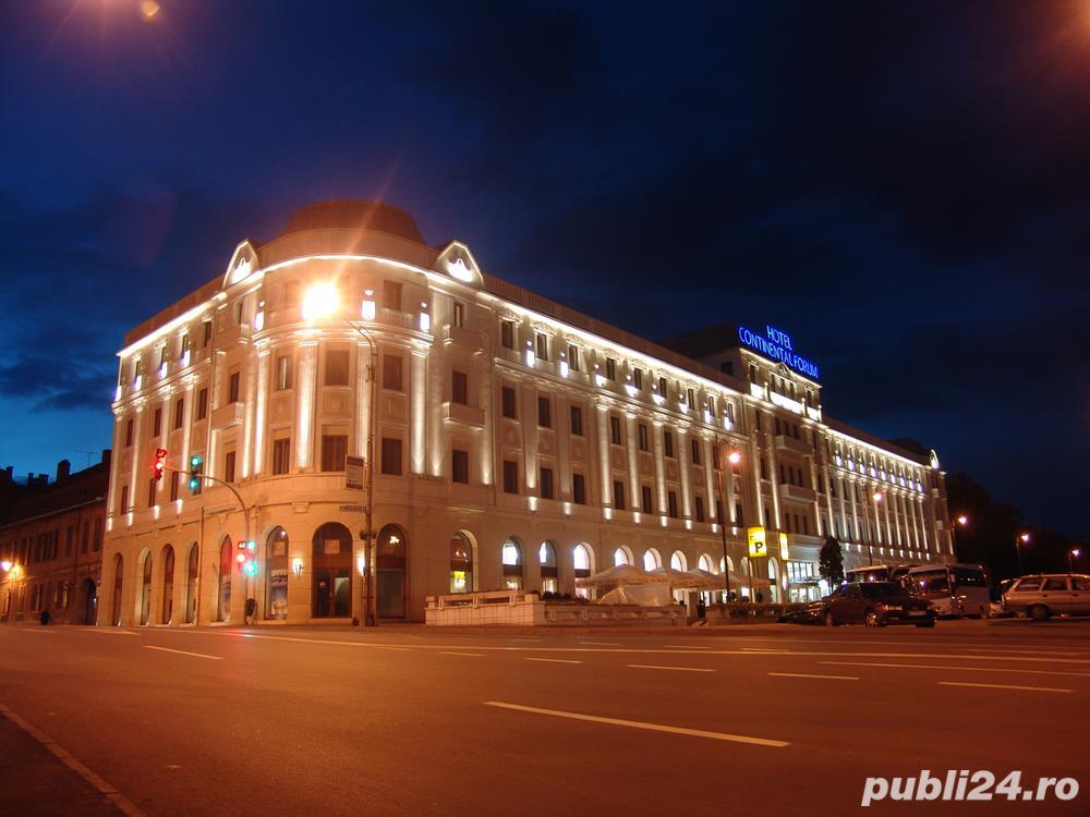 Cofetar Sef Hotel Continental Forum Sibiu