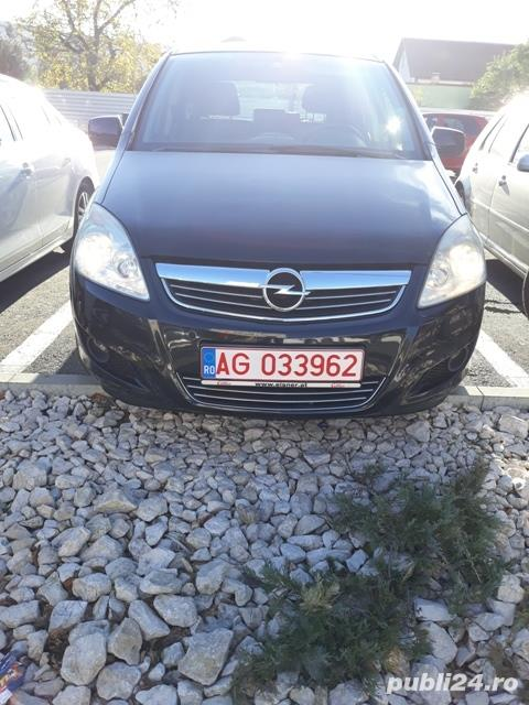 Opel Zafira 7 locuri- euro 5