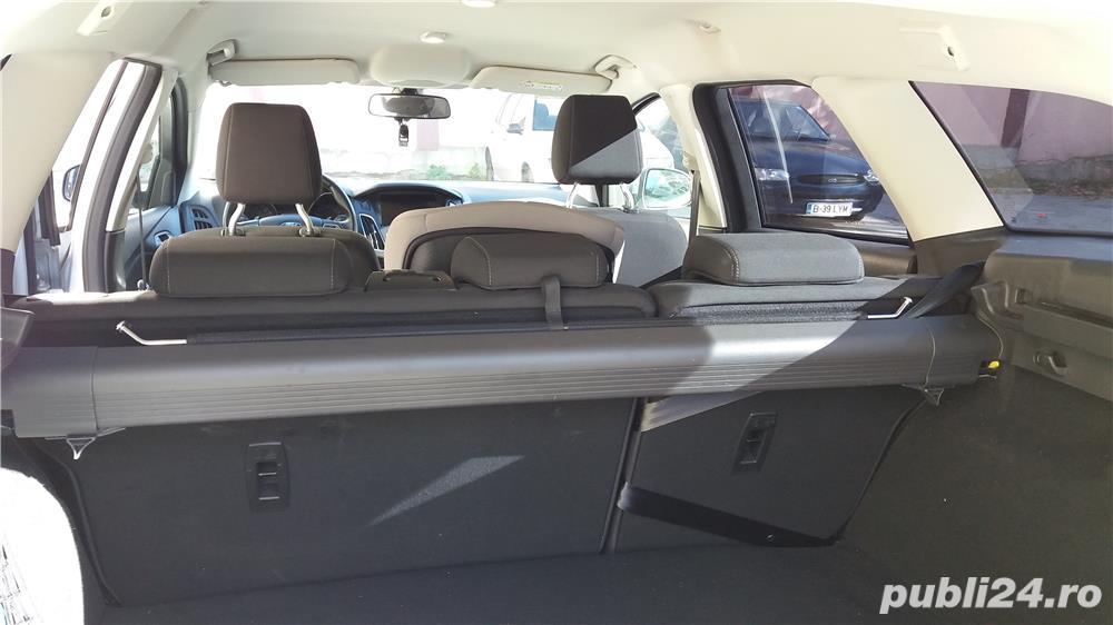 Plasa portbagaj trip rulou ford focus 3