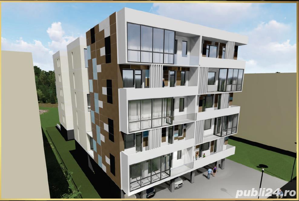 Apartament luminos cu 2 camere in bloc nou la intrare in Mamaia