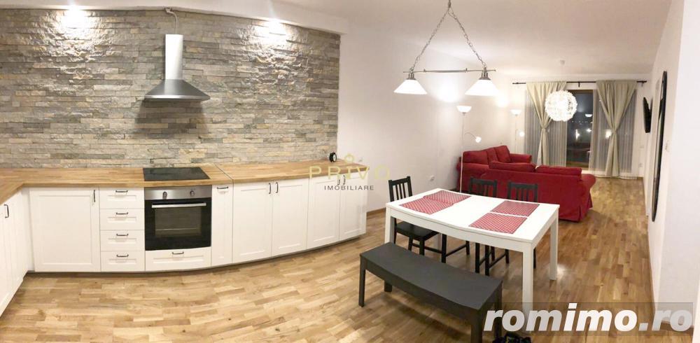 Apartament superb cu 2 camere si terasa 80 mp, in Grigorescu