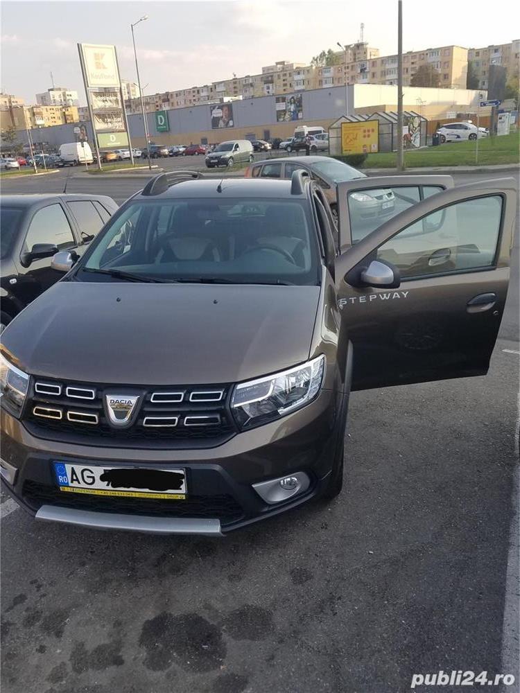 Dacia Sandero Stepway 2019 euro 6