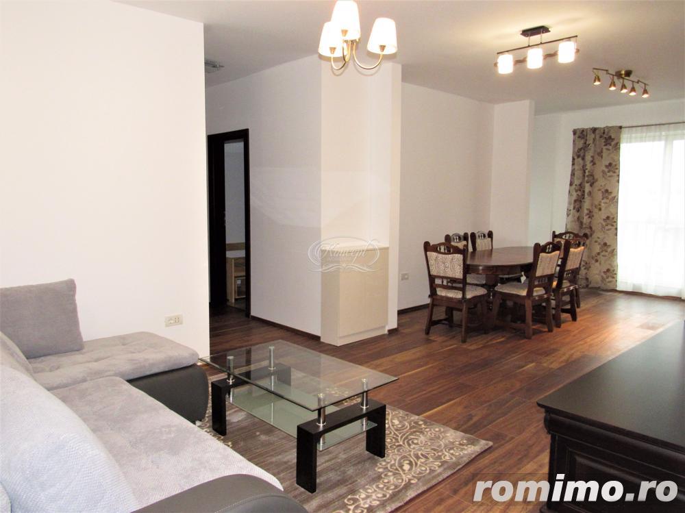 Apartament ultrafinisat, la prima inchiriere, zona Vivo