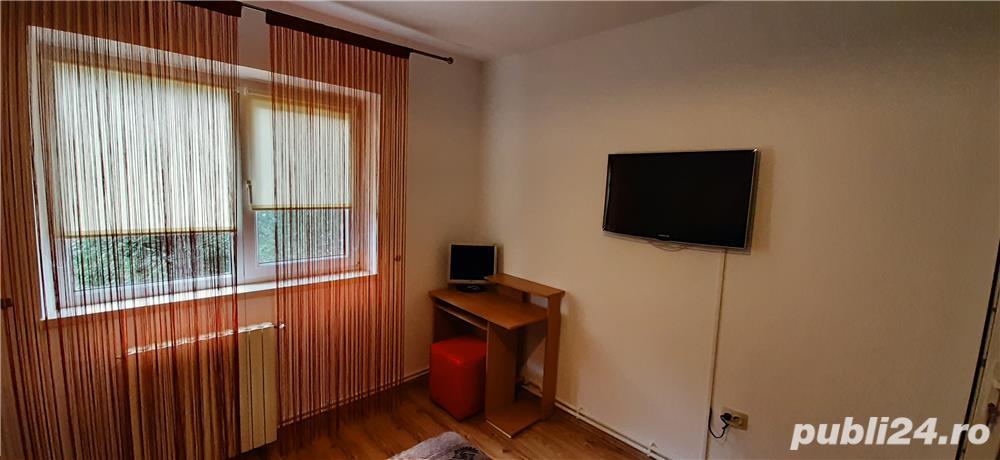 Apartament trei camere,parter-Tomis III