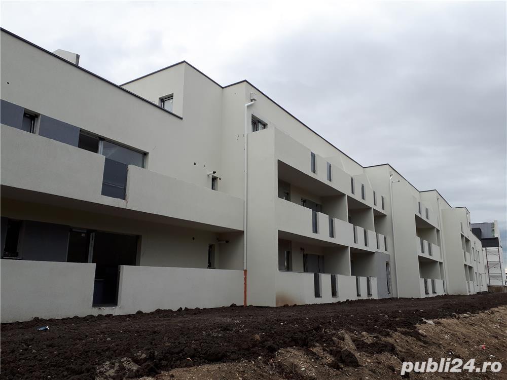 Dezvoltator apartam cu gradina 47mp in Sibiu 2 cam conf 1 la alb 56mp