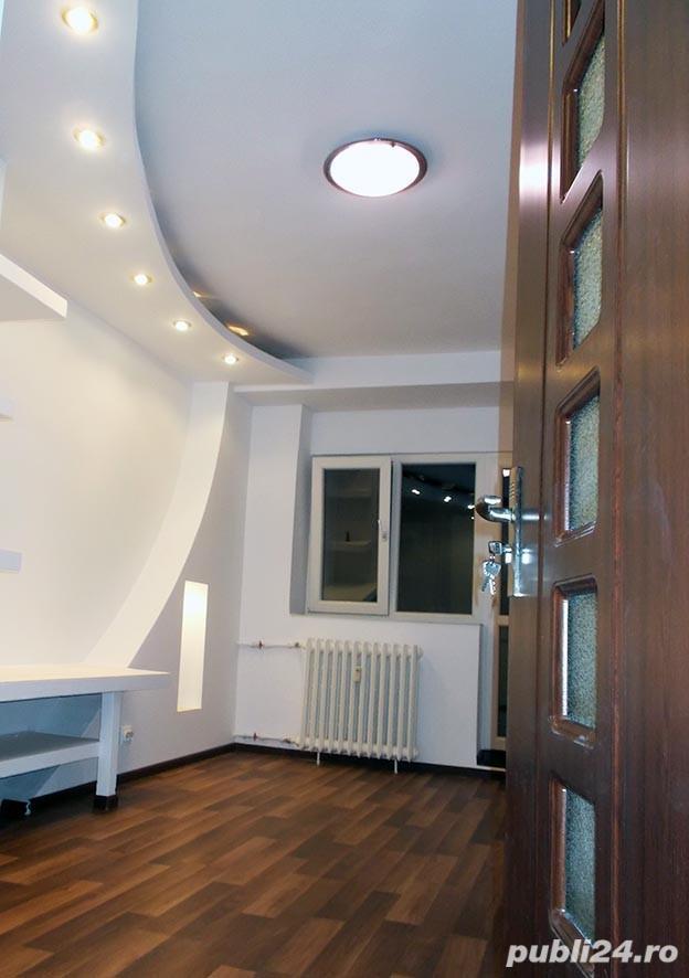 Decebal-Piata Muncii, Apartament 3 camere decomandat