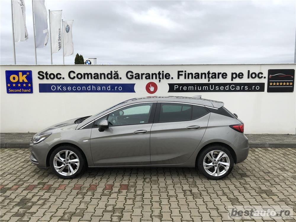 "Opel Astra K | 5 usi | 1.4Turbo | MT6 | 17"" | Navi | Senzori de Parcare | Clima | 2017"
